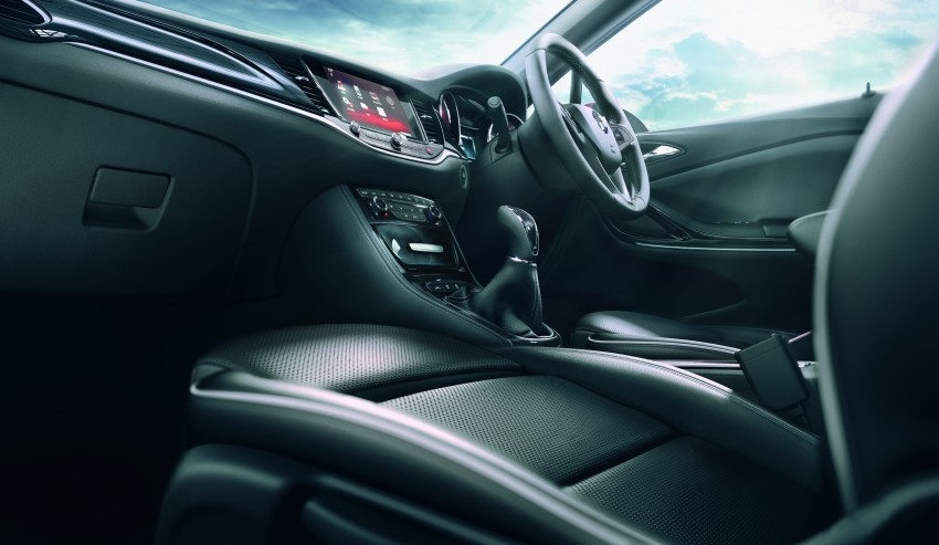 Opel/Vauxhall Astra K unveiled – up to 200 kg lighter Image #345313