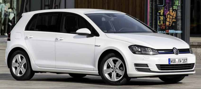 Volkswagen Golf TSI BlueMotion – 1.0L, 4.3 l/100 km Image #345265