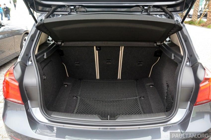 DRIVEN: BMW 1 Series facelift in Lisbon – 120d, M135i Image #348798