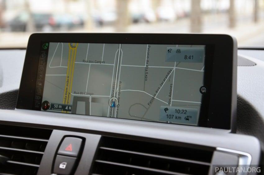 DRIVEN: BMW 1 Series facelift in Lisbon – 120d, M135i Image #348800