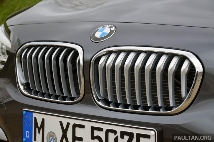 DRIVEN: BMW 1 Series facelift in Lisbon – 120d, M135i Image #348804