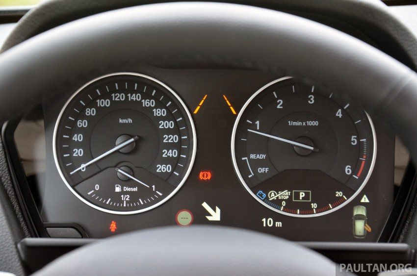 DRIVEN: BMW 1 Series facelift in Lisbon – 120d, M135i Image #348821