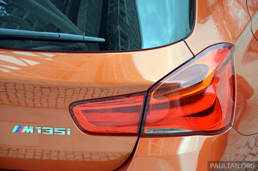 DRIVEN: BMW 1 Series facelift in Lisbon – 120d, M135i Image #348826