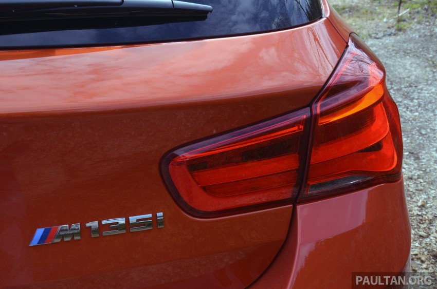 DRIVEN: BMW 1 Series facelift in Lisbon – 120d, M135i Image #348833