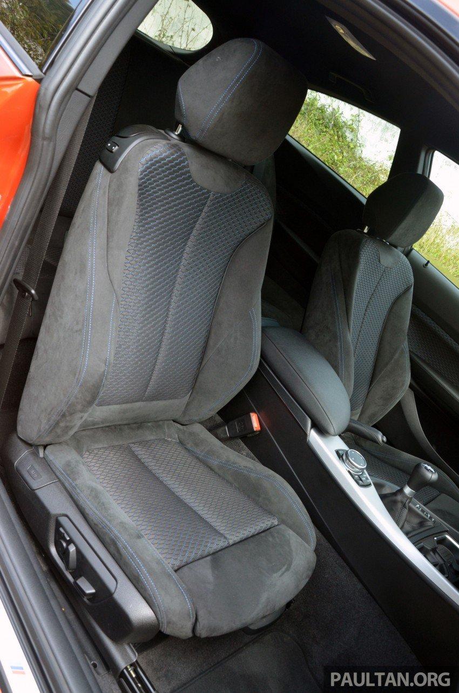 DRIVEN: BMW 1 Series facelift in Lisbon – 120d, M135i Image #348838