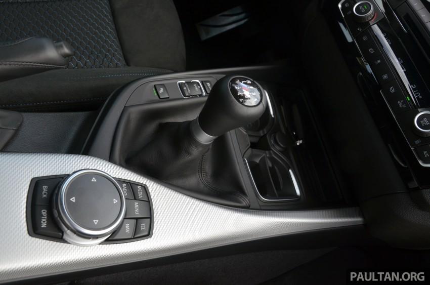 DRIVEN: BMW 1 Series facelift in Lisbon – 120d, M135i Image #348841