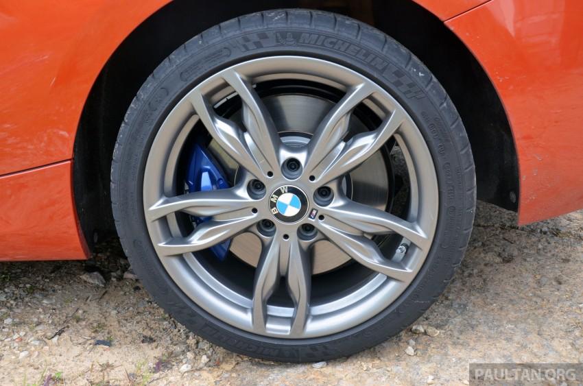 DRIVEN: BMW 1 Series facelift in Lisbon – 120d, M135i Image #348849