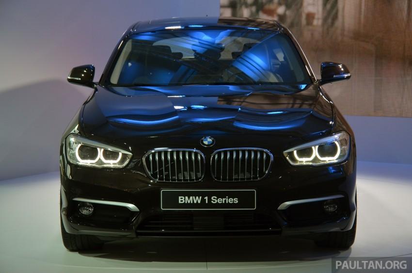 DRIVEN: BMW 1 Series facelift in Lisbon – 120d, M135i Image #348861