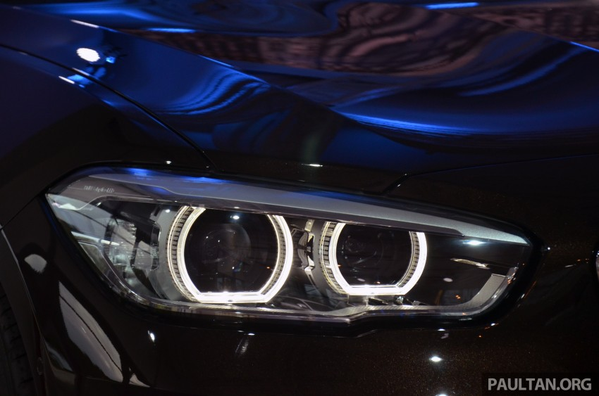 DRIVEN: BMW 1 Series facelift in Lisbon – 120d, M135i Image #348862
