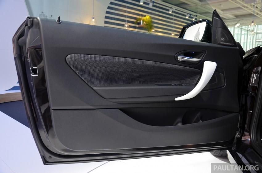 DRIVEN: BMW 1 Series facelift in Lisbon – 120d, M135i Image #348869