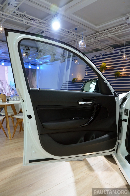 DRIVEN: BMW 1 Series facelift in Lisbon – 120d, M135i Image #348881
