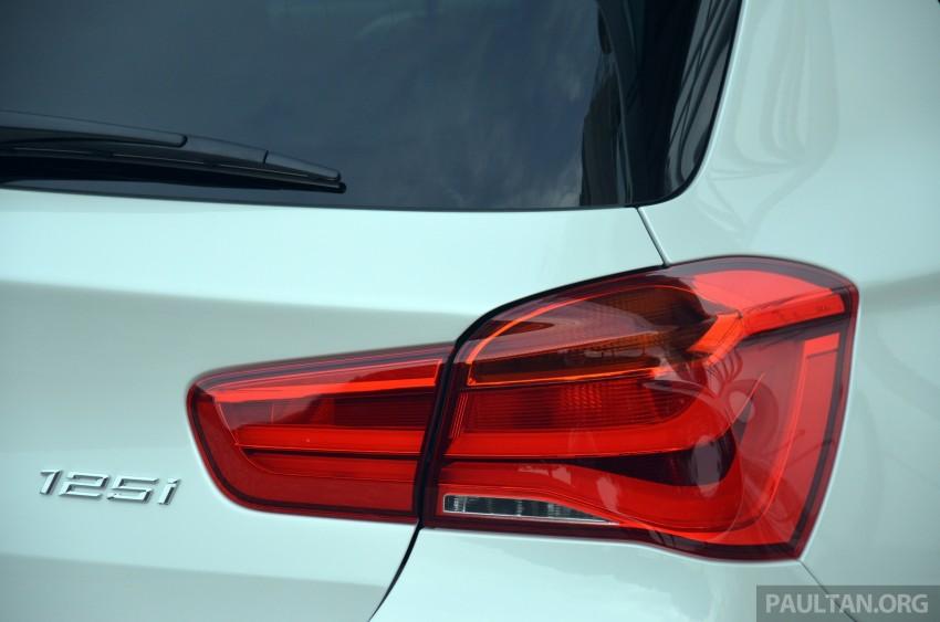DRIVEN: BMW 1 Series facelift in Lisbon – 120d, M135i Image #348891