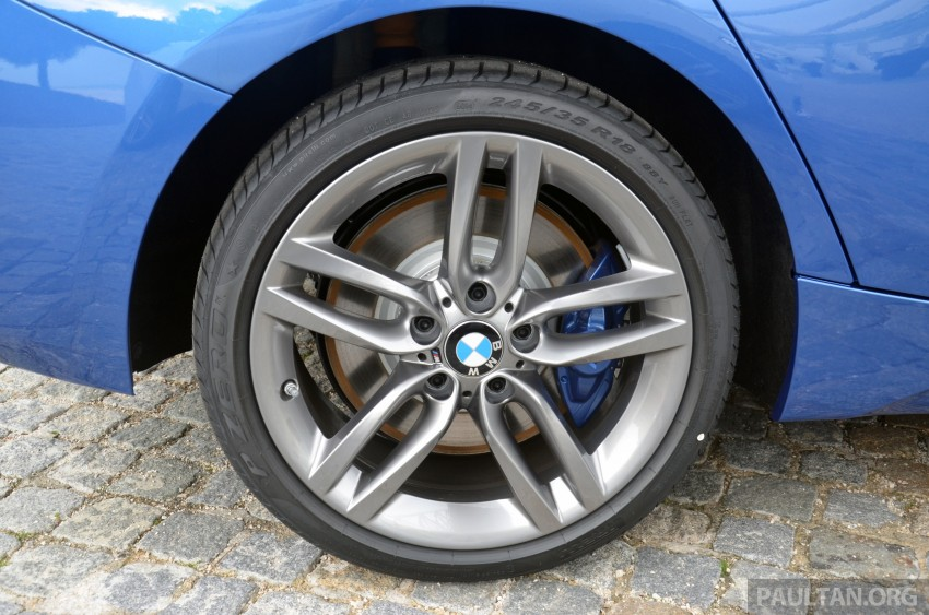 DRIVEN: BMW 1 Series facelift in Lisbon – 120d, M135i Image #348896