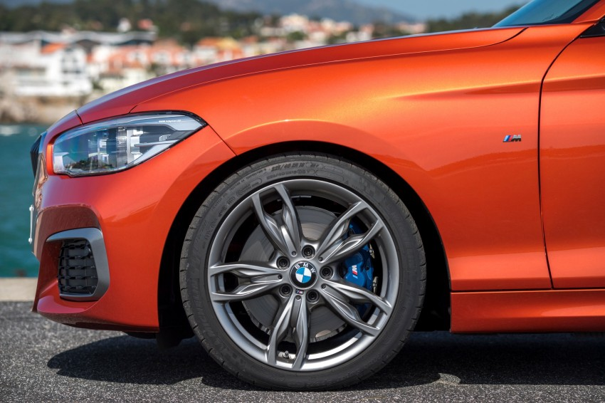 DRIVEN: BMW 1 Series facelift in Lisbon – 120d, M135i Image #348956