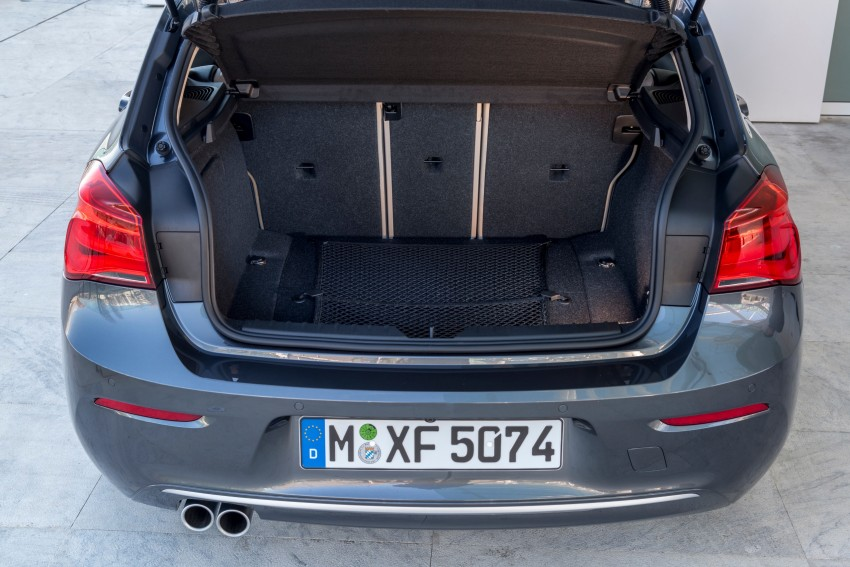 DRIVEN: BMW 1 Series facelift in Lisbon – 120d, M135i Image #348982