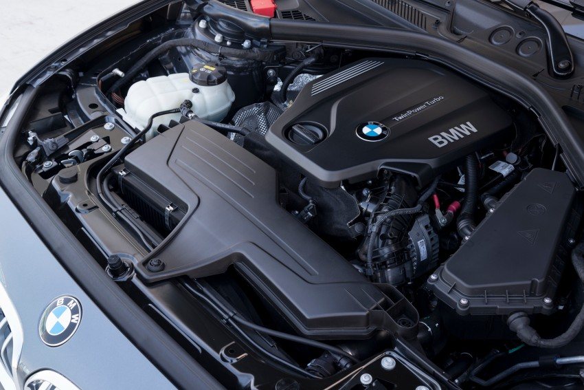 DRIVEN: BMW 1 Series facelift in Lisbon – 120d, M135i Image #348985