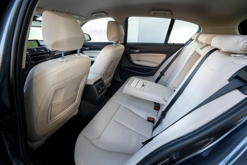 DRIVEN: BMW 1 Series facelift in Lisbon – 120d, M135i Image #348987