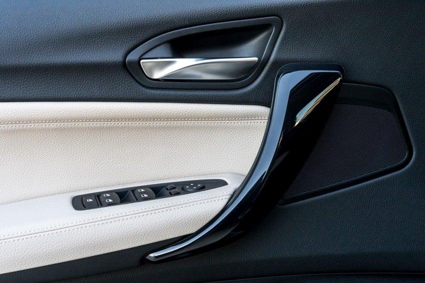 DRIVEN: BMW 1 Series facelift in Lisbon – 120d, M135i Image #348988
