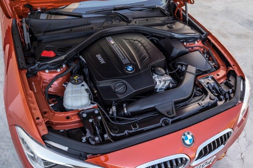 DRIVEN: BMW 1 Series facelift in Lisbon – 120d, M135i Image #348997