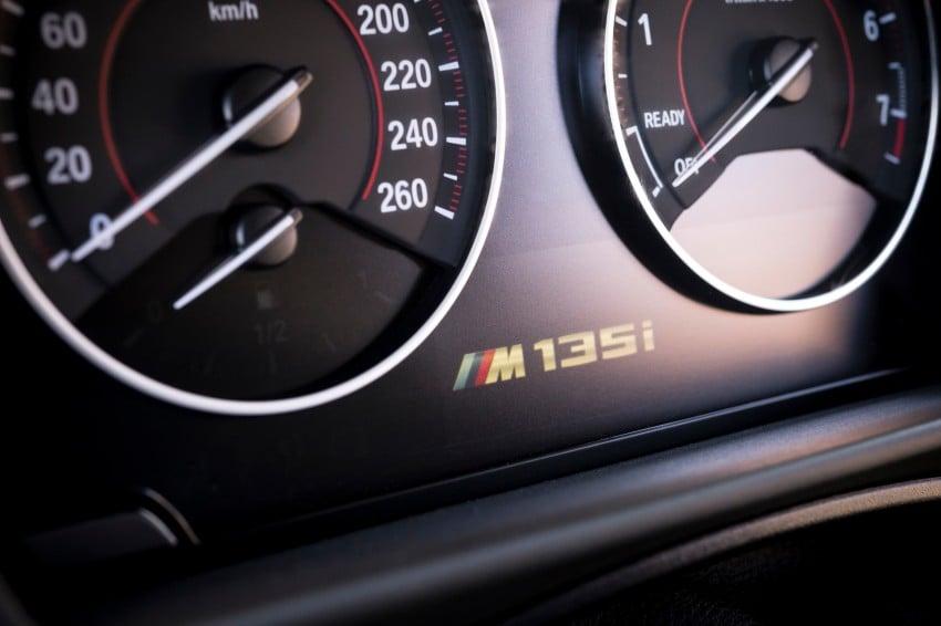 DRIVEN: BMW 1 Series facelift in Lisbon – 120d, M135i Image #349001