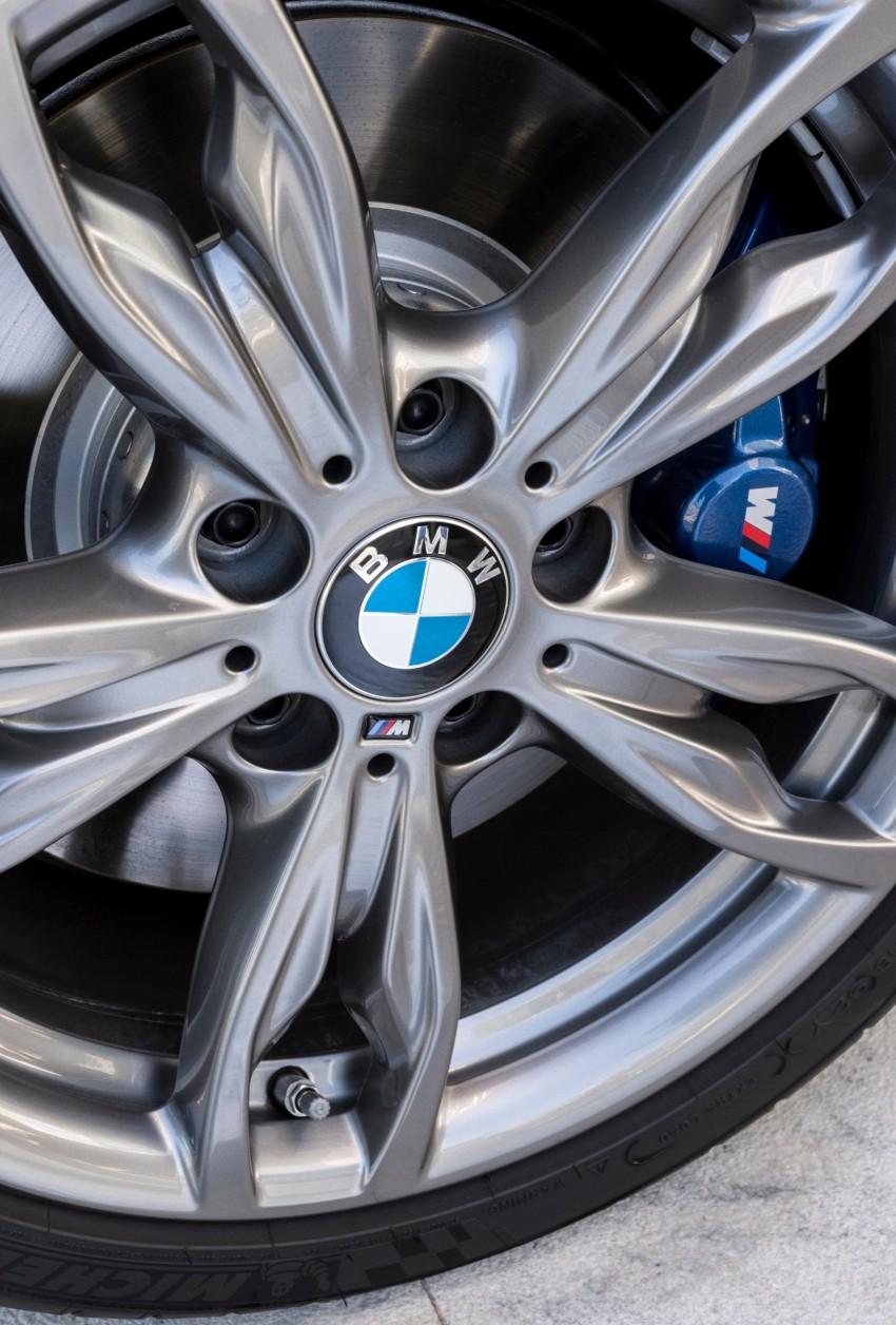 DRIVEN: BMW 1 Series facelift in Lisbon – 120d, M135i Image #349003