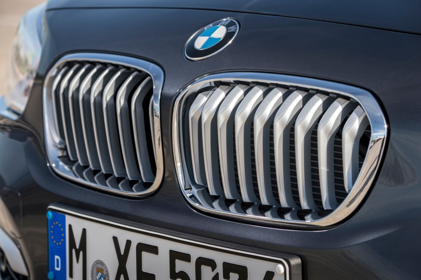 DRIVEN: BMW 1 Series facelift in Lisbon – 120d, M135i Image #349009