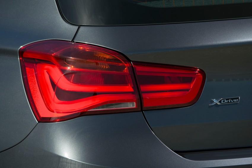 DRIVEN: BMW 1 Series facelift in Lisbon – 120d, M135i Image #349045
