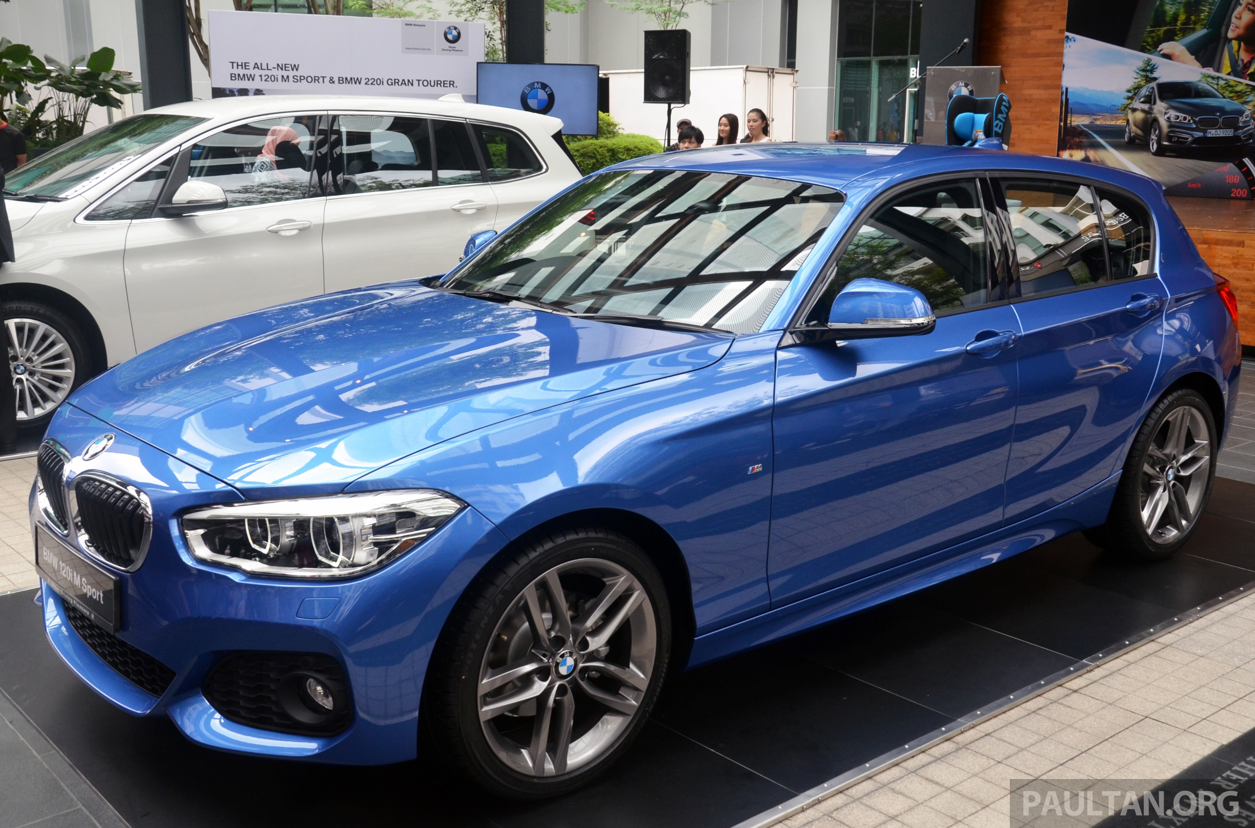 berita terkini new post bmw 1 series facelift launched. Black Bedroom Furniture Sets. Home Design Ideas