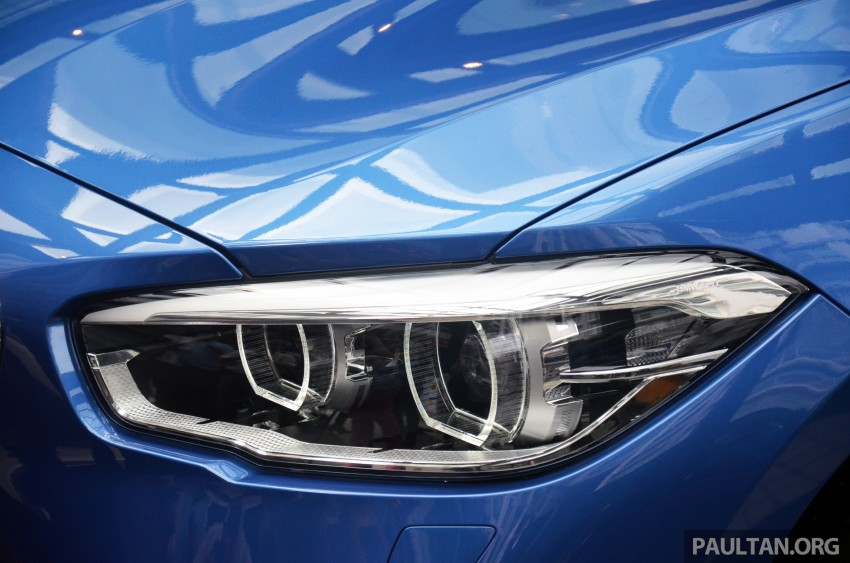 BMW 1 Series facelift launched – 120i M Sport, RM220k Image #349679