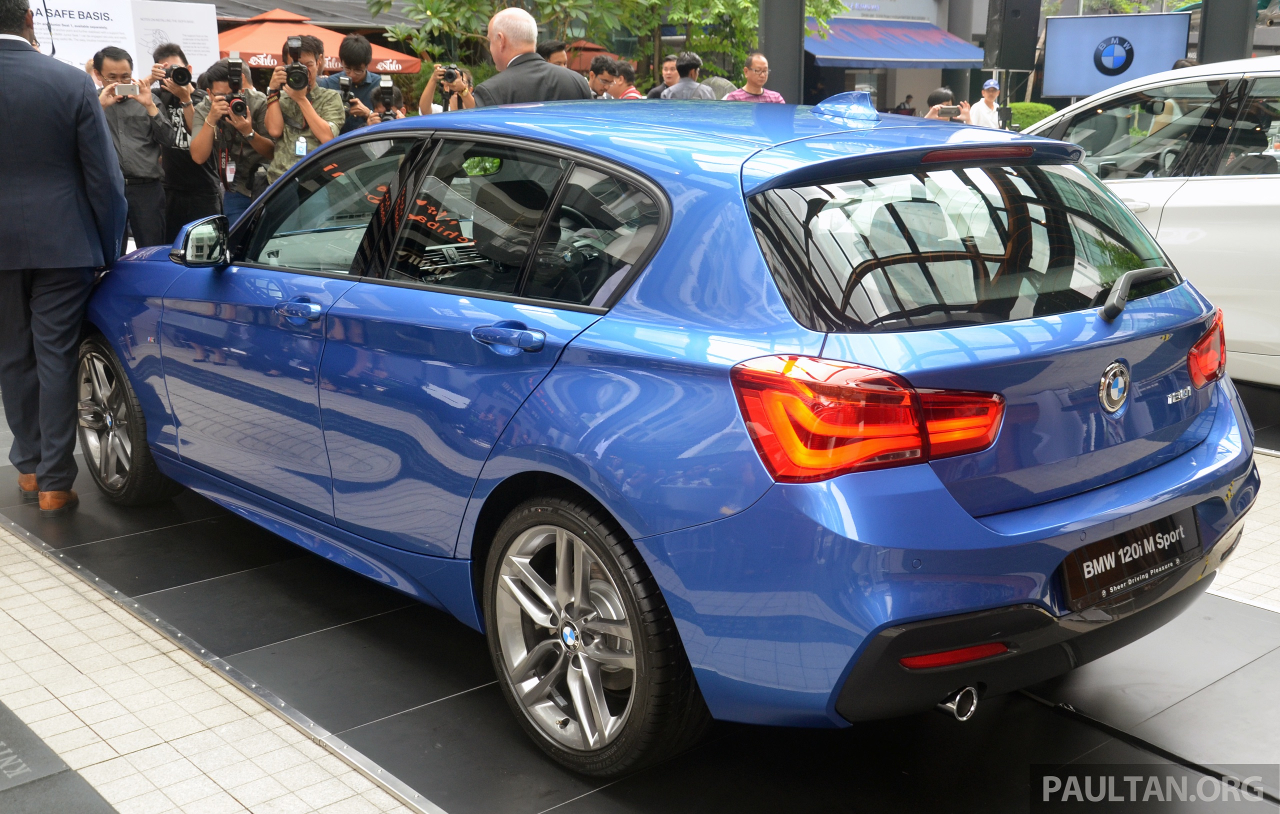 Bmw 1 Series Facelift Launched 120i M Sport Rm220k Paul
