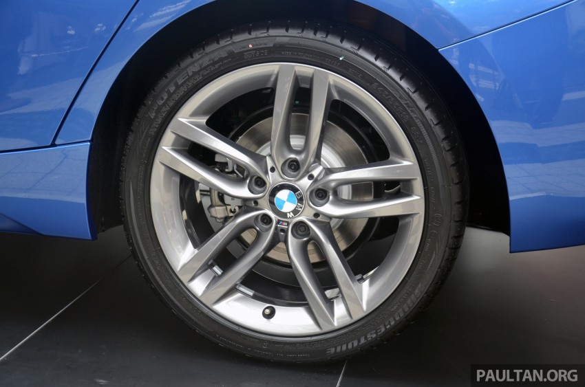 BMW 1 Series facelift launched – 120i M Sport, RM220k Image #349683