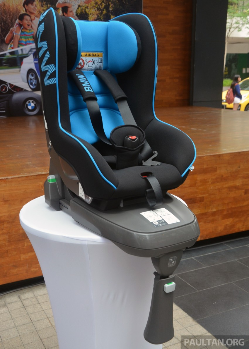 BMW Child Seats available at RM1,799-1,999 promo Image #349819