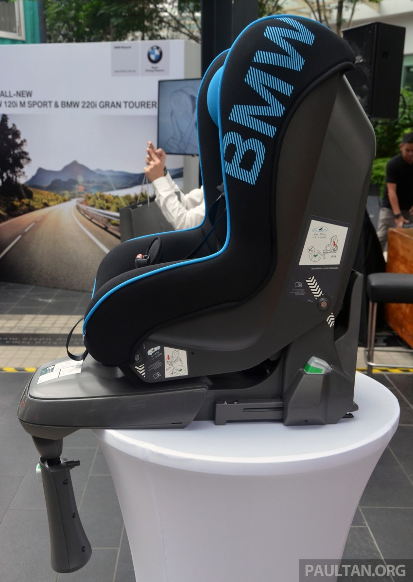 BMW Child Seats available at RM1,799-1,999 promo Image #349825
