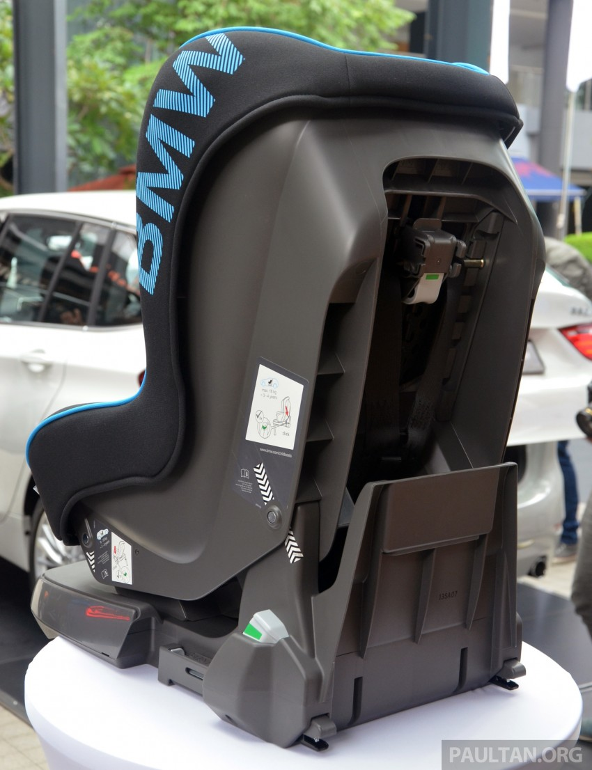 BMW Child Seats available at RM1,799-1,999 promo Image #349827