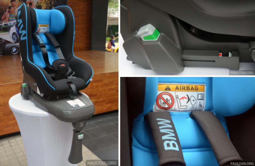BMW Child Seats available at RM1,799-1,999 promo Image #349961