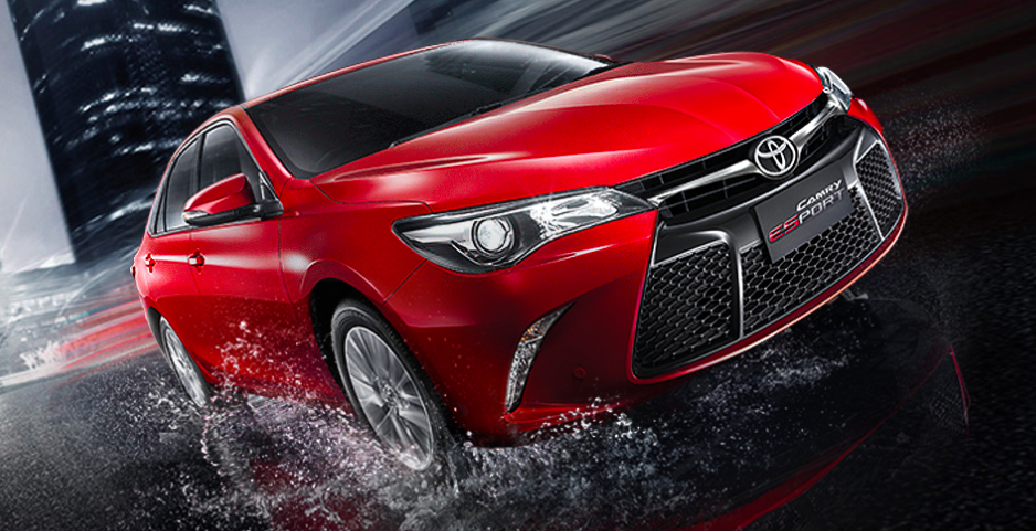 Toyota Camry Esport Launched In Thailand Sportier New