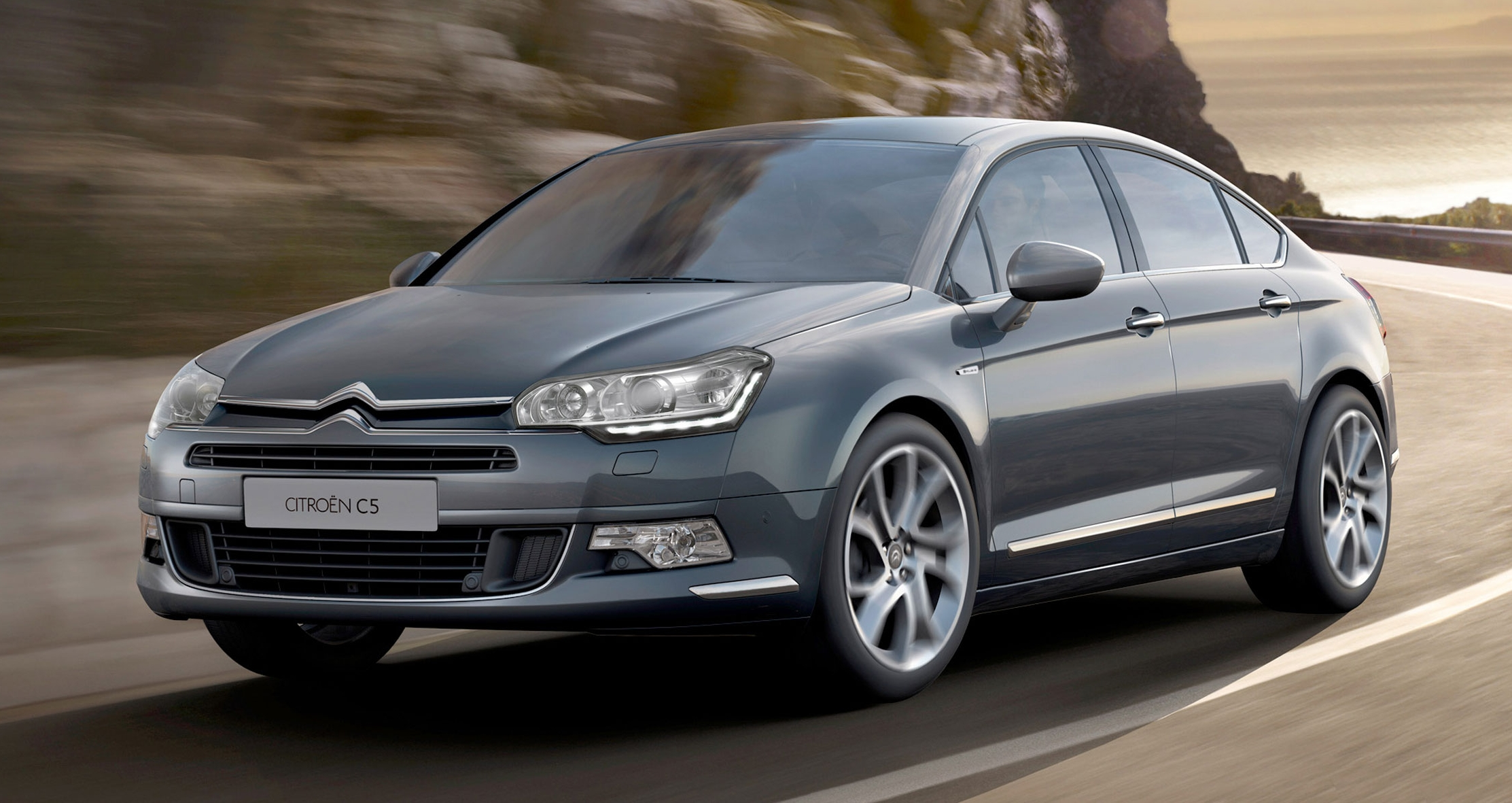 Avant Loan Reviews >> Citroen C5 - adieu to the hydropneumatic suspension