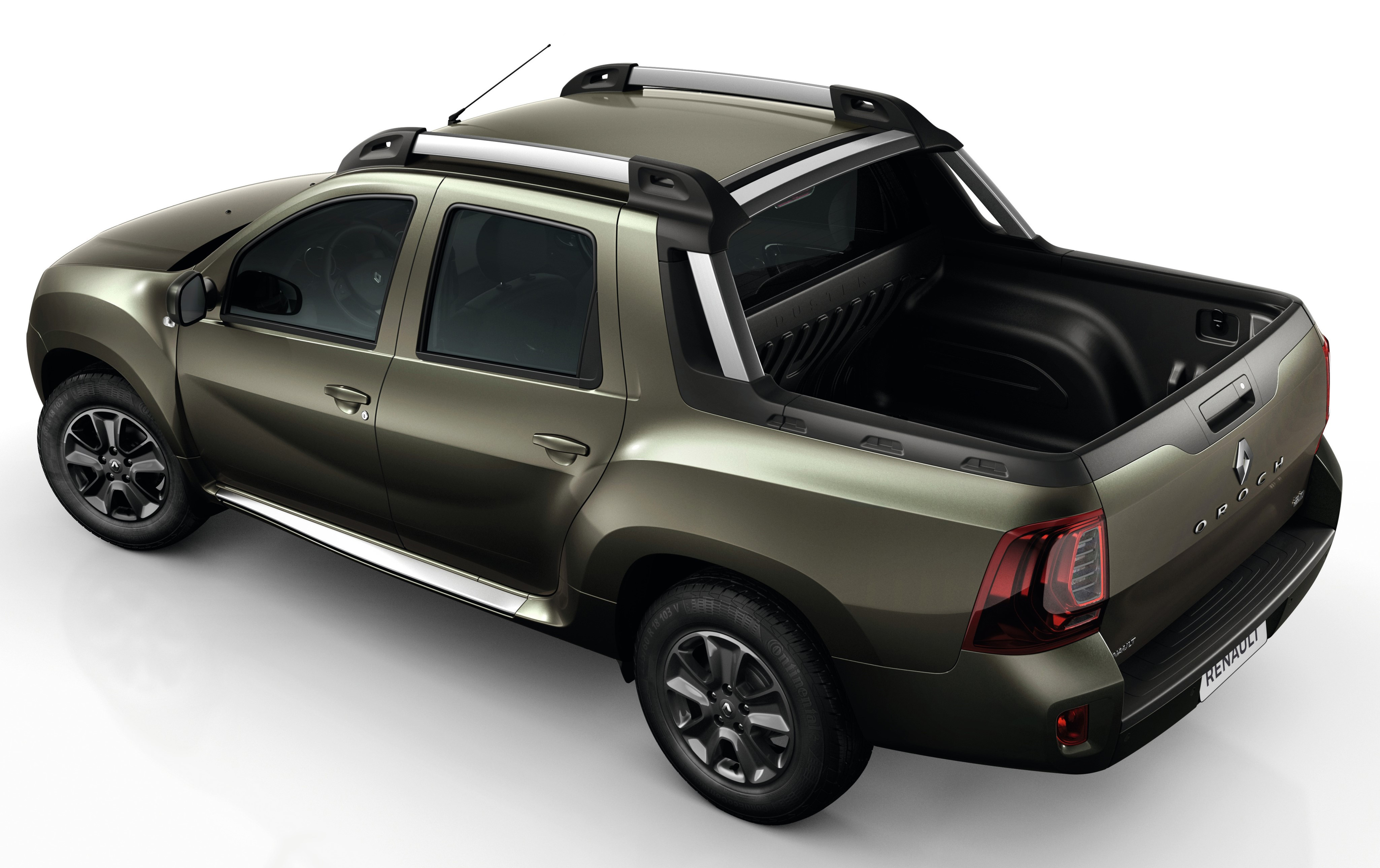 Renault Duster Oroch Pick Up Unveiled Ahead Of Debut