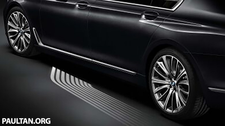 2016 G11 BMW 7 Series pictures and details leaked! Image #347429