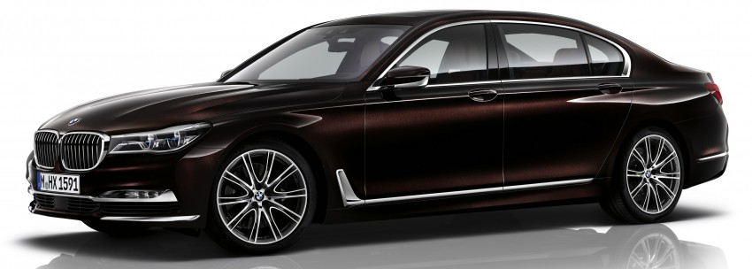 G11/G12 BMW 7 Series officially unveiled – full details Image #349192
