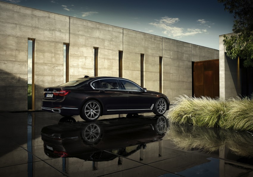 G11/G12 BMW 7 Series officially unveiled – full details Image #349169