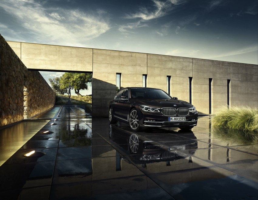 G11/G12 BMW 7 Series officially unveiled – full details Image #349170