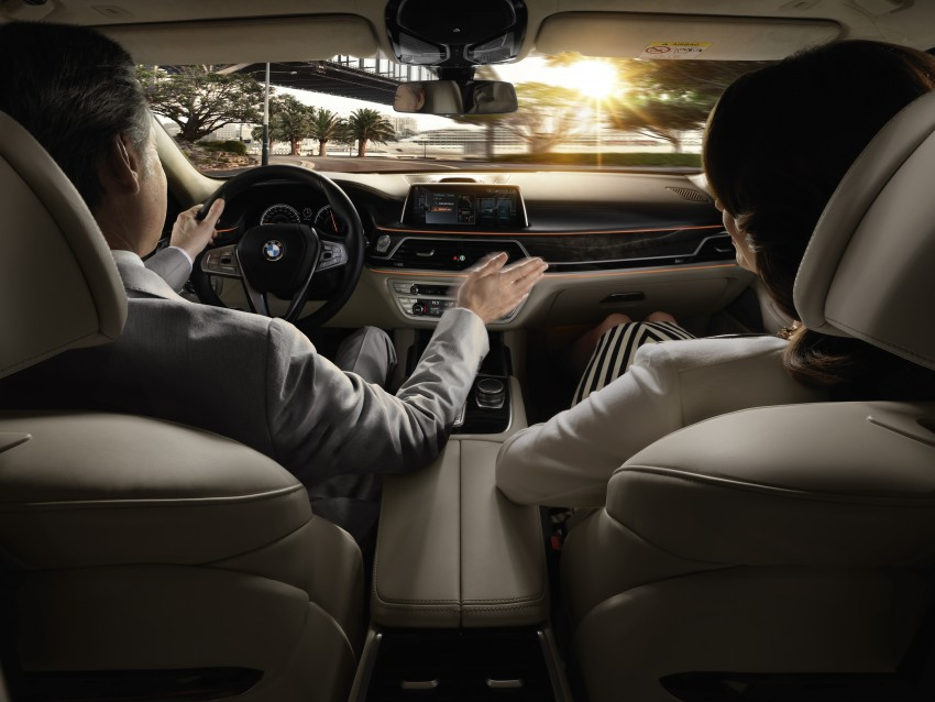 G11/G12 BMW 7 Series officially unveiled – full details Image #349173