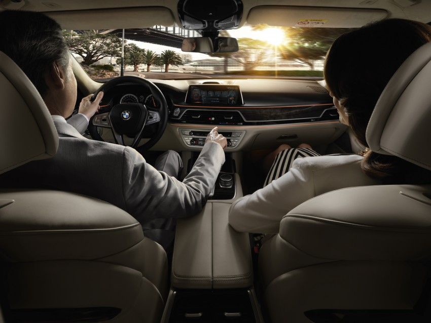 G11/G12 BMW 7 Series officially unveiled – full details Image #349174