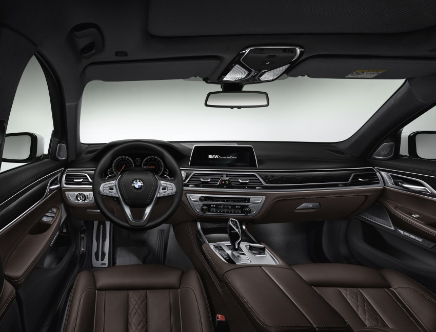 G11/G12 BMW 7 Series officially unveiled – full details Image #349182