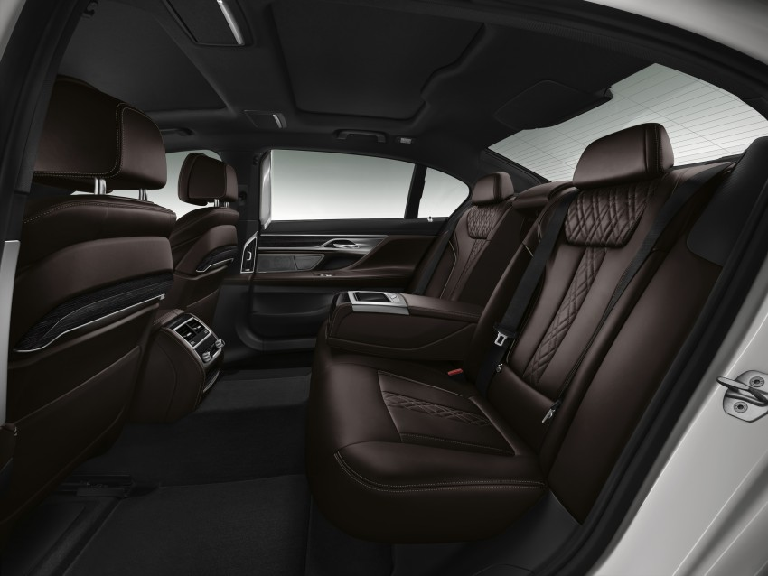 G11/G12 BMW 7 Series officially unveiled – full details Image #349184