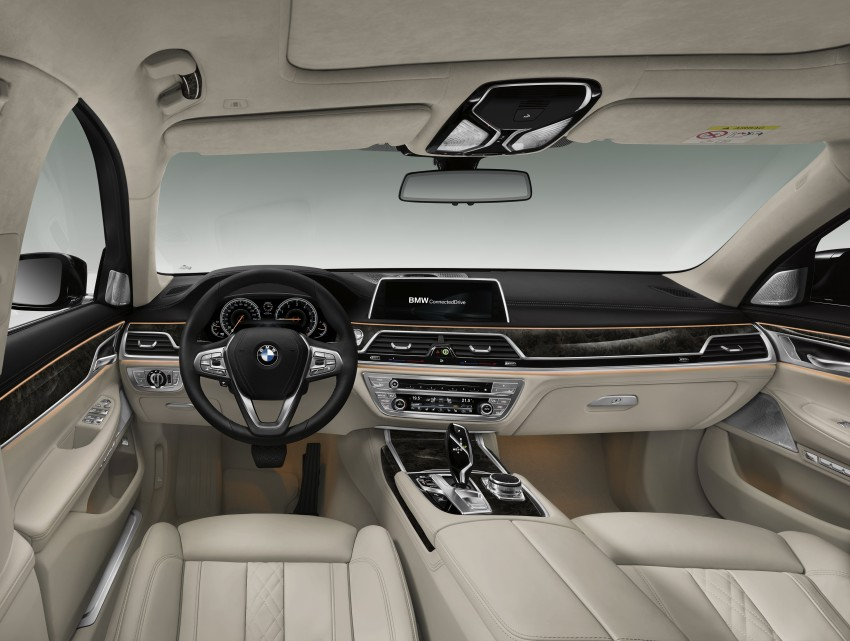 G11/G12 BMW 7 Series officially unveiled – full details Image #349185