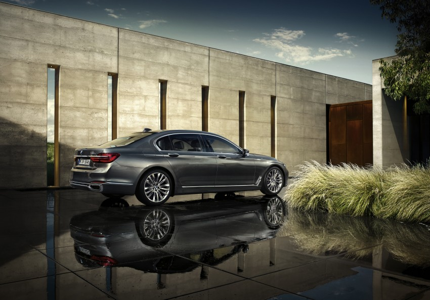 G11/G12 BMW 7 Series officially unveiled – full details Image #349186