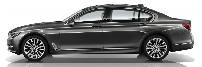 G11/G12 BMW 7 Series officially unveiled – full details Image #349187