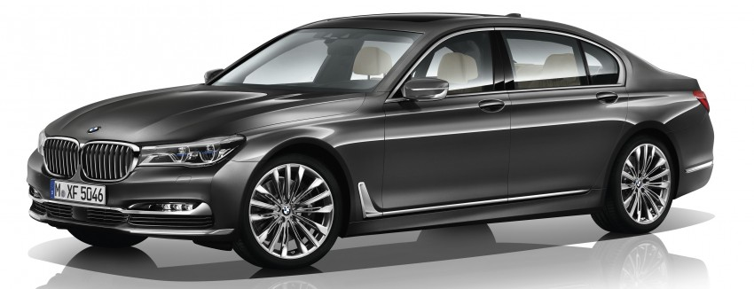 G11/G12 BMW 7 Series officially unveiled – full details Image #349188